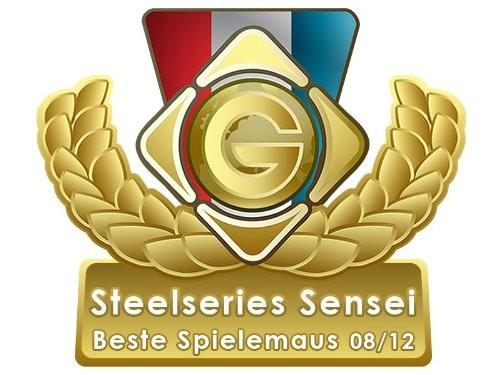 SteelSeries Gaming Maus Sensei RAW - Rubberized - zum Schließen ins Bild klicken
