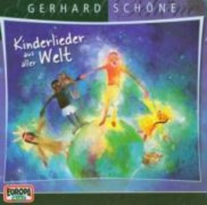 Kinderlieder aus aller Welt. CD