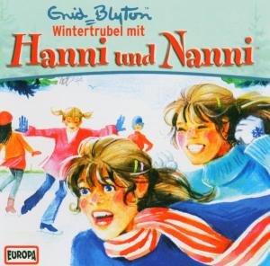 Hanni und Nanni 17. Wintertrubel mit Hanni und Nanni. CD
