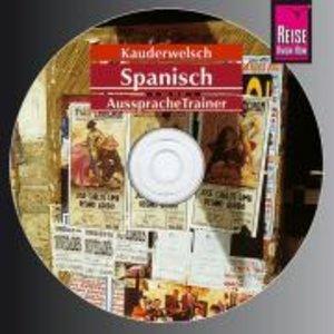 Spanisch. Kauderwelsch AusspracheTrainer. CD