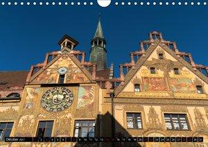 Ulm (Wandkalender 2017 DIN A4 quer)