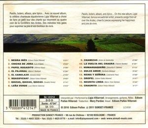 Equateur-Musiques des Andes