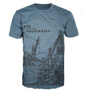 Bis Auf Den Grund (Shirt L/Blue)
