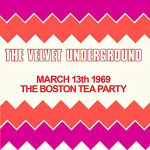 Boston Tea Party,March 13th,1969