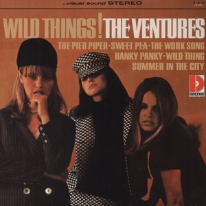 Wild Things! 180g Limited Edition