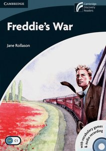 Freddie's War. Book with CD-ROM and CD