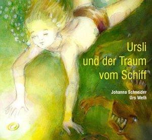 Ursli und der Traum vom Schiff - Hörbuch-Audio-CD