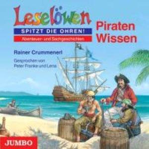 Crummenerl, R: Leselöwen/Piraten-Wissen/CD