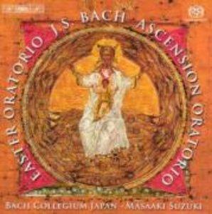 Osteroratorium BWV 249/+Kantate 11 Lobet Gott
