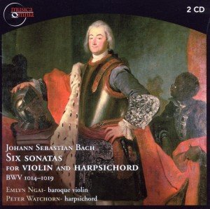 Sechs Sonaten für Violine und Cembalo