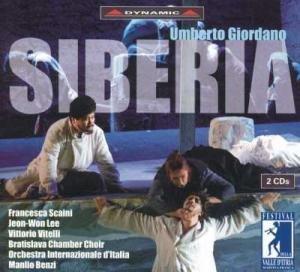 Siberia.Drama In drei Akten