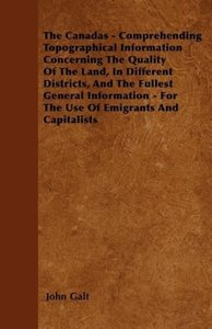 The Canadas - Comprehending Topographical Information Concerning