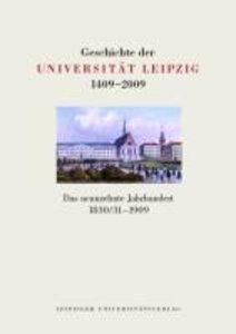 Geschichte der Universität Leipzig 1409-2009 / Das neunzehnte Ja