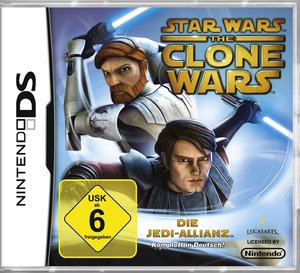 Star Wars - The Clone Wars: Die Jedi-Allianz (Software Pyramide)