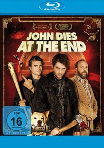 John dies at the end-Blu-ray Disc