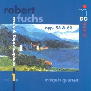 Streichquartette op.58 & 62