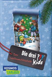 Die drei ??? Kids: Der Weihnachtsdieb (drei Fragezeichen)