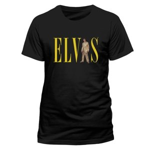 Text Logo (T-Shirt,Schwarz,Größe M)