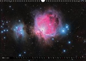 Colours of the Universe (Wall Calendar 2015 DIN A3 Landscape)