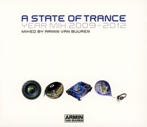 A State Of Trance Yearmix 2009-2012 Box