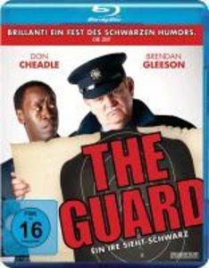 The Guard-Ein Ire sieht schwarz-Blu-ray Disc