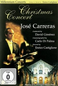 Jose Carreras-Christmas Concert