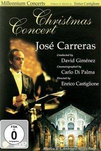 Jose Carreras-Christmas Concert