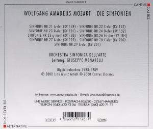 Mozart-Die Sinfonien Teil 3