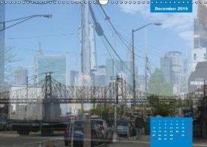New York Special (Wall Calendar 2015 DIN A3 Landscape)