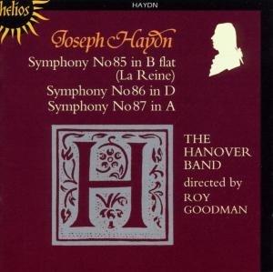 Sinfonien 85,86 & 87