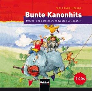 Bunte Kanonhits. 2 Audio-CDs