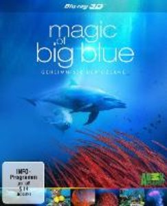 Magic of Big Blue - Geheimnisse der Ozeane