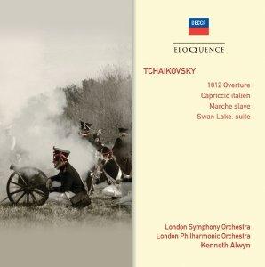 1812 Overture/cappriccio Italien/swan Lake/...