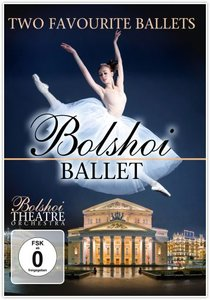 Bolshoi-Ballet Two Favorites Ballets