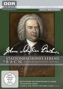 Johann Sebastian Bach - Stationen seines Lebens