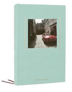 Great Escapes (Hardcover Journal: Mint Green)
