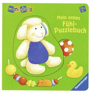 Cuno, S: Mein erstes Fühl-Puzzlebuch