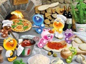 Ravensburger 14251 - Pizza, Pizza, 500 Teile Puzzle