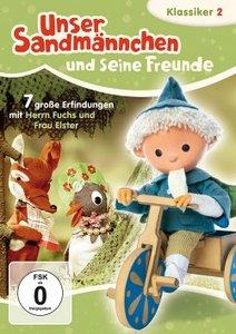 Unser Sandmännchen - Klassiker 02. 7 Große Erfindungen mit Herrn