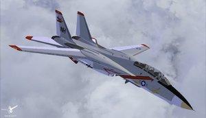 Flight Simulator X - F14 X