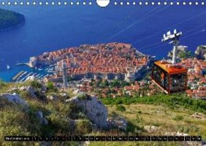 Dubrovnik - Heart of the Adriatic Sea (Wall Calendar 2015 DIN A4