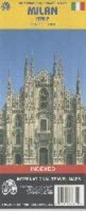 Milan (Italy) City Map 1 : 12 000