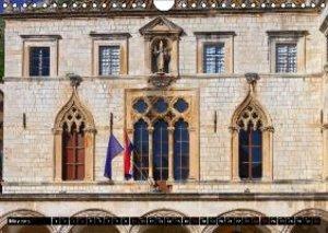 Dubrovnik - Heart of the Adriatic Sea (Wall Calendar 2015 DIN A4