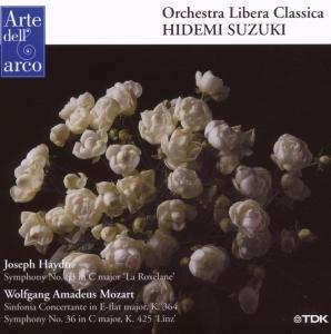 Sinfonie 63/Sinfonia concertante/Sinfonie 36
