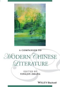 COMPANION TO MODERN CHINESE LITERATURE
