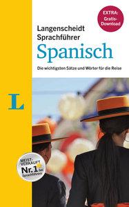 Langenscheidt Sprachführer Spanisch - Buch inklusive eBook-Down
