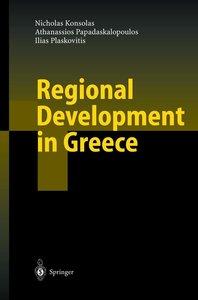Regional Development in Greece