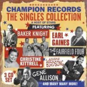 "Champion Records""The Singles Collection"""