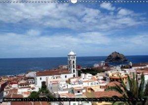 Tenerife - Spain (Wall Calendar 2015 DIN A3 Landscape)