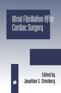 Atrial Fibrillation after Cardiac Surgery